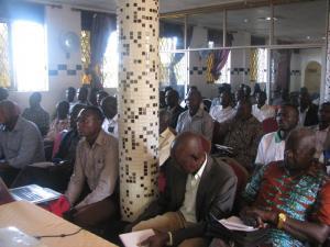 Tier 4 law Regional sensitization Workshop