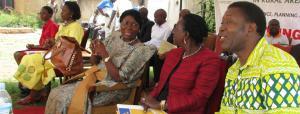 Sensitization workshop for SACCOs and Groups in Kamuli ditrict